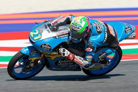 Alonso Lopez San Marino Moto3 2019