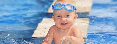 Conjuntivitis de las piscinas en niños, ¿cómo prevenirla?
