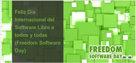 Hoy es el día Internacional del Software Libre