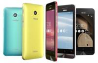 ASUS ZenFone 4, 5 y 6