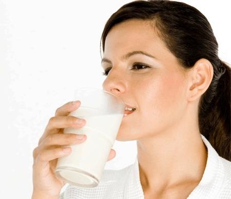 La leche ayuda a adelgazar