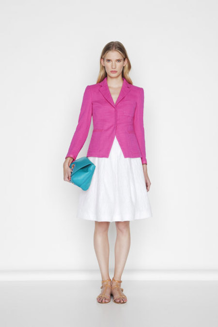 Blazer de color