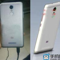 Carcasa de metal y lector de huellas para la próxima gama media de Xiaomi, el Redmi Note 2 Pro