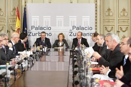 Propuesta de Plan de acción anticrisis del Gobierno (I)