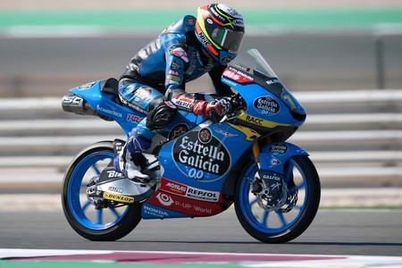 Sergio Garcia Catar Moto3 2020