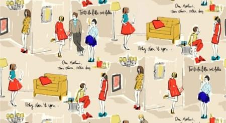 Blogger power: la colección de Garance Doré para Kate Spade