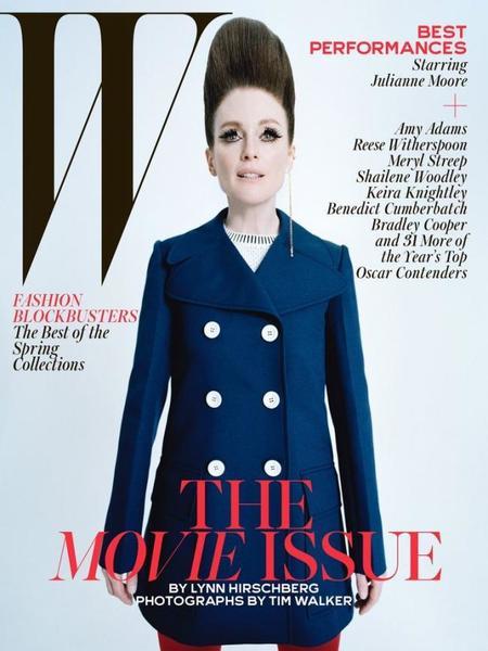 W Magazine Julianne