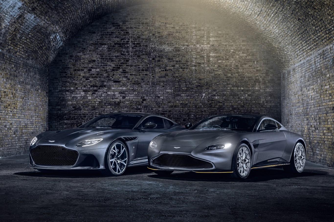Aston Martin Dbs Superleggera Y Vantage 007 Edition Dos Ediciones Muy Limitadas Inspiradas En La Ultima Pelicula De James Bond