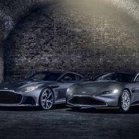 Aston Martin DBS Superleggera y Vantage 007 Edition: dos ediciones muy limitadas inspiradas en la última película de James Bond