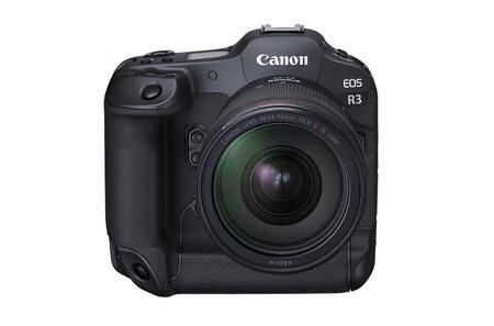 Canon Eos R3 9