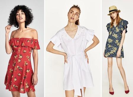Zara Rebajas Vestidos Verano 2018 3