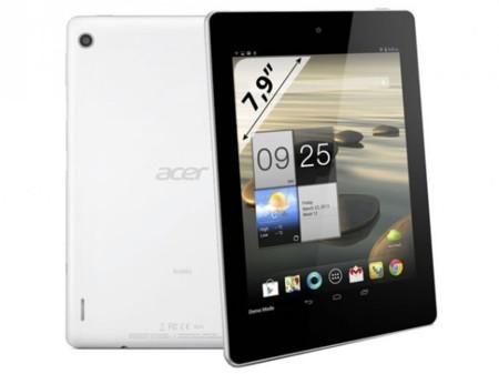 Acer Iconia A1, tablet de 7.9 pulgadas por 199 euros
