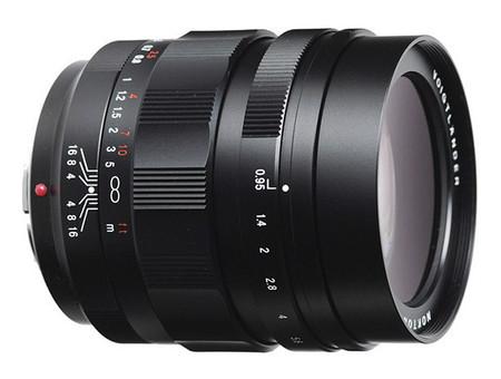 Ell Voigtlander Nokton 42,5mm f/0,95 para Micro Cuatro Tercios llegará en agosto