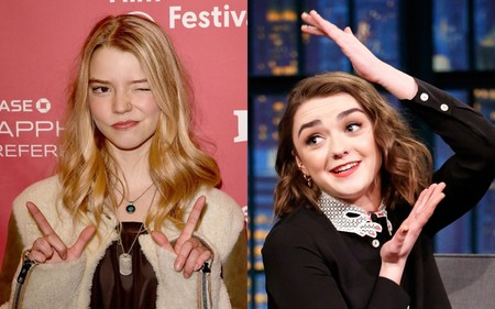 Primeros rostros para 'New Mutants': Anya Tayor-Joy y Maisie Williams se unen a la saga X-Men