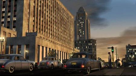LA Noire: city