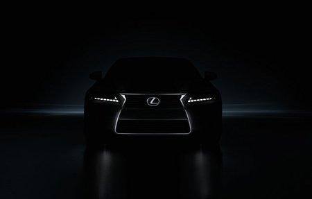 El nuevo Lexus GS 2012 será presentado el 18 de agosto