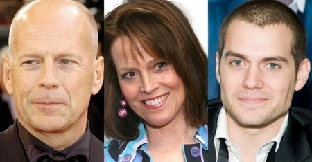 Bruce Willis, Sigourney Weaver y Henry Cavill en 'The Cold Light of Day', cuya acción transcurre en España