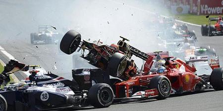 El carnet por puntos llegará a la Fórmula 1 en 2014