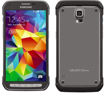 Podríamos ver antes de que finalice el año un Galaxy S5 Active