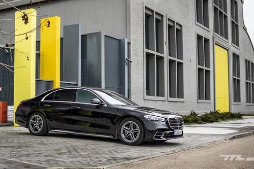 Probamos el Mercedes-Benz S 500 4MATIC: el lujo hecho berlina ahora es más tecnológico y ahorrador que nunca