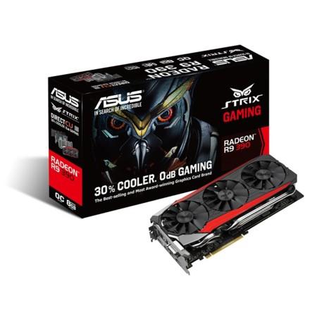 Asus Strix Rader9 390x