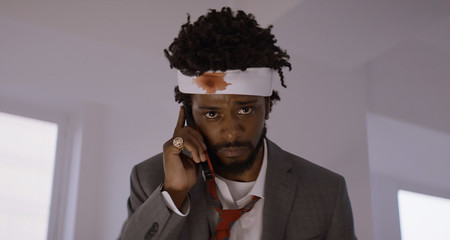 El trailer de 'Sorry to Bother You' rebosa una corrosiva mezcla de sátira antiracista y comedia absurda