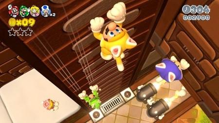 'Super Mario 3D World' nos enamora por completo con sus nuevas imágenes