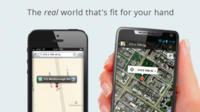 Google se burla de los mapas de Apple a través de Motorola