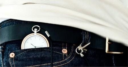Relojes de bolsillo... y de bolso
