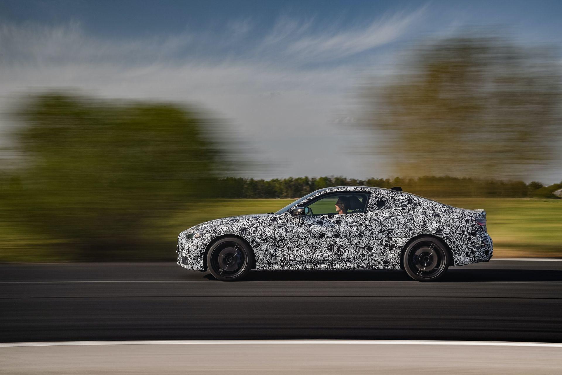 Foto de BMW Serie 4 2021 (fotos espía) (18/38)