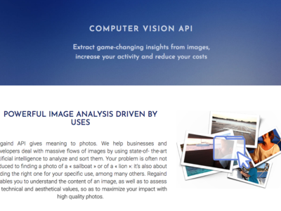 Apple ha adquirido Regaind, una empresa francesa de reconocimiento de imágenes