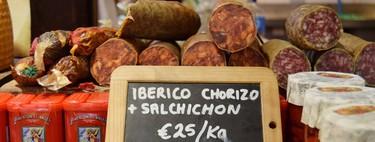 Chorizo light y otros embutidos: por qué debes comprobar siempre su etiqueta nutricional