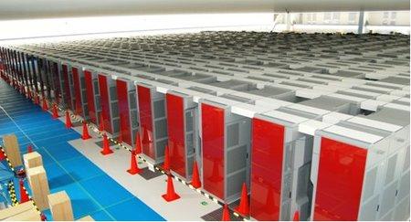 Supercomputer K