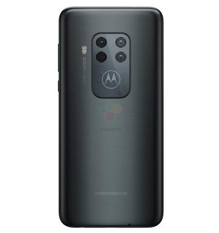 Motorola One Zoom Espalda2