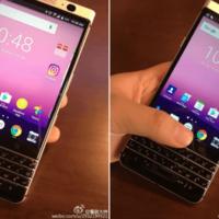 Éstas son las supuestas primeras imágenes de la última BlackBerry de fabricación propia
