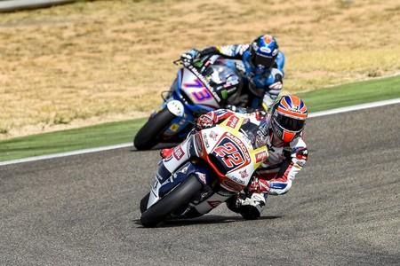 Sam Lowes Alex Marquez Moto2 2016