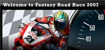 Fantasy Road Race