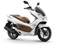Honda PCX, un scooter con Stop & Go