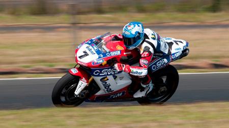 Superbikes 2012: Carlos Checa se pone al frente de la tabla en el segundo día de test