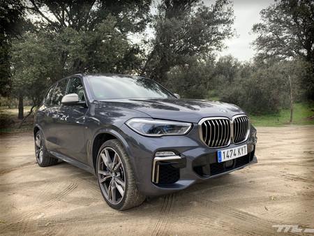 BMW X5 M50d Prueba