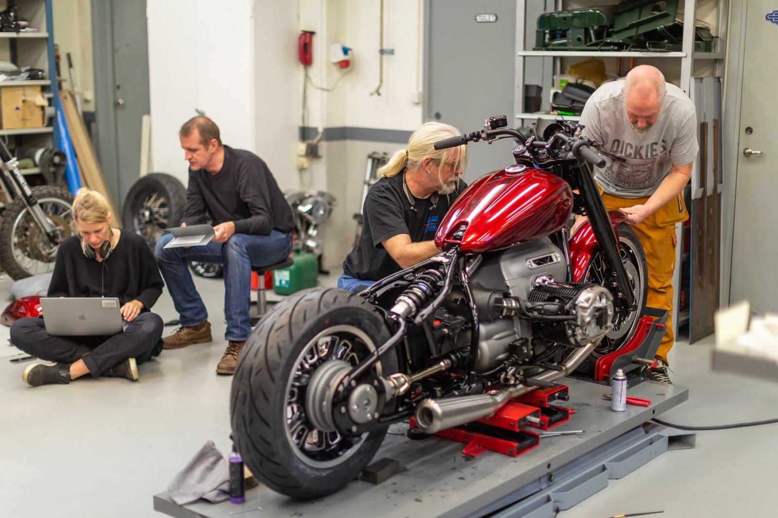 Foto de BMW Motorrad Concept R 18 /2 (25/39)