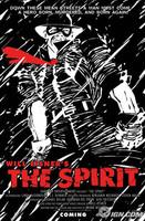 Primer y sorprendente poster de 'The Spirit', de Will Eisner y Frank Miller