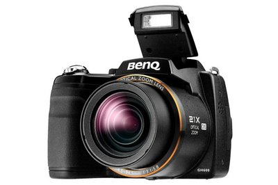 BenQ GH600, bridge que se estrena con 21x de zoom
