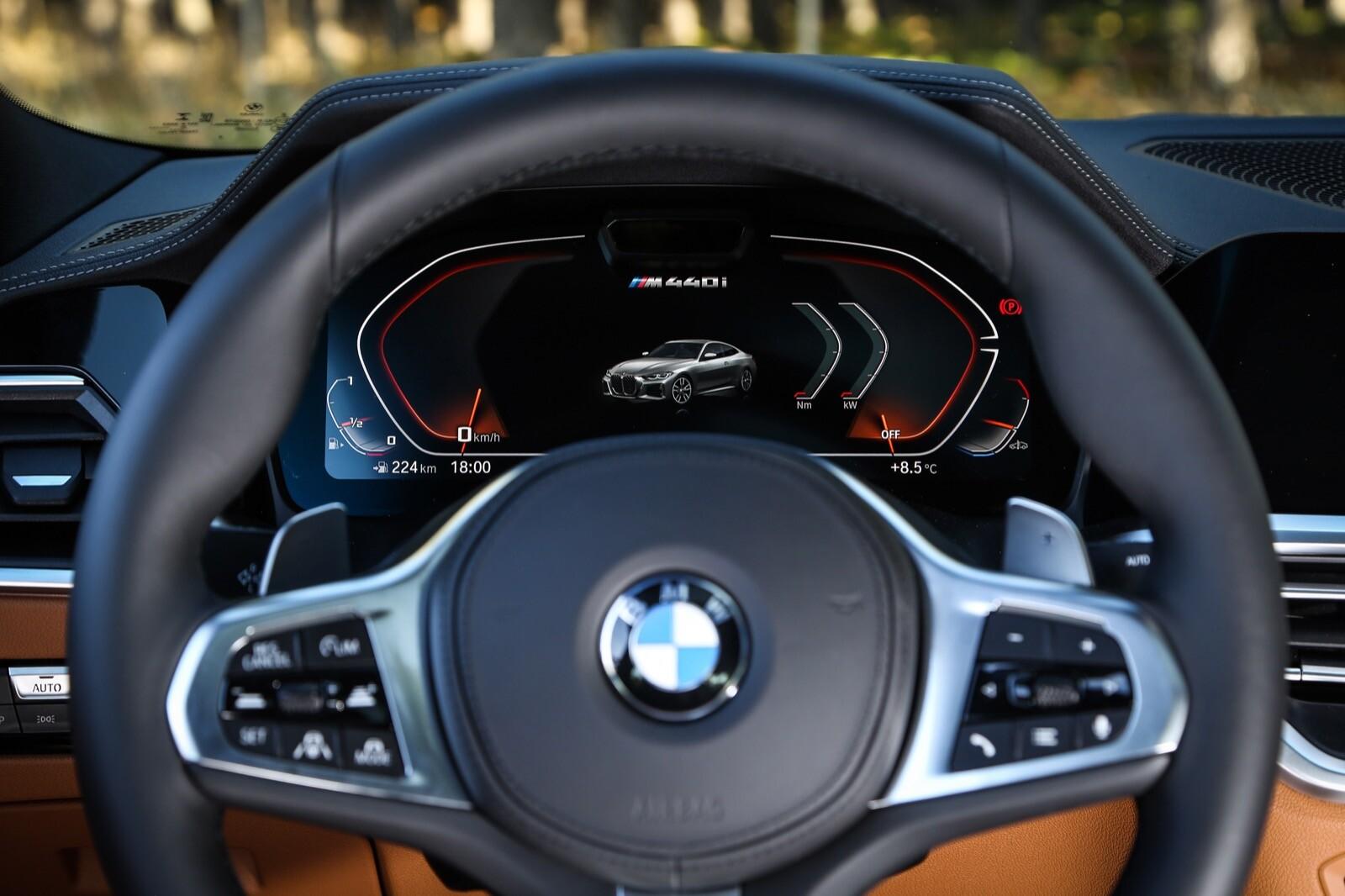 Foto de BMW Serie 4 Coupé (presentación) (22/85)