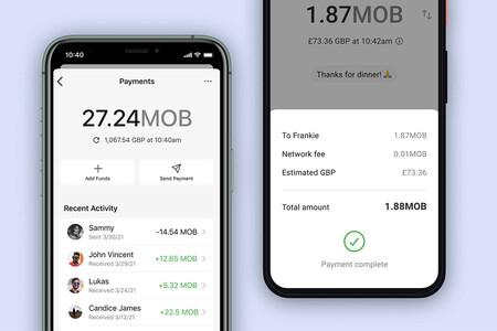 Signal ya prueba los pagos entre usuarios y con criptomonedas