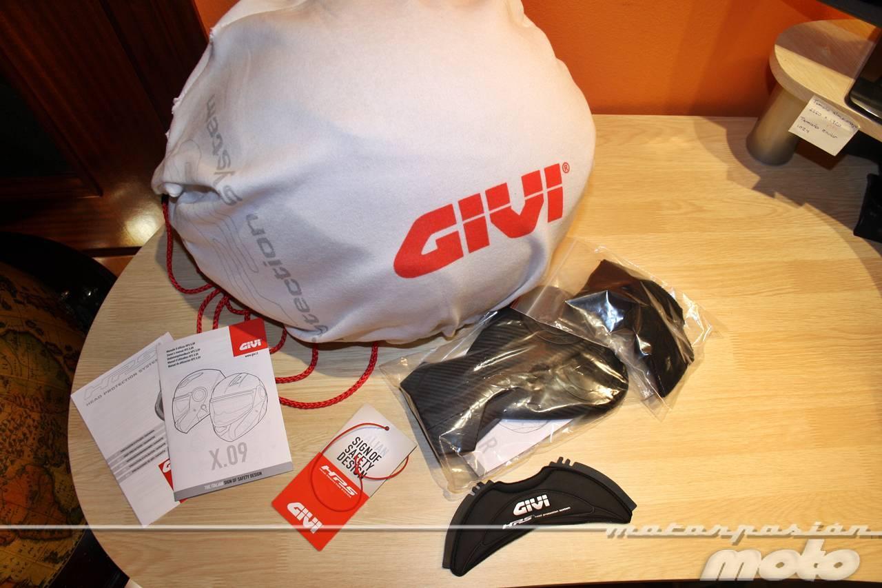 Foto de GIVI X.09, prueba del casco modular convertible a jet (36/38)