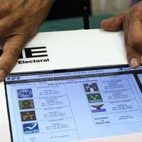 La primera votación electrónica de todo México será al interior del PAN y contará con el apoyo del INE