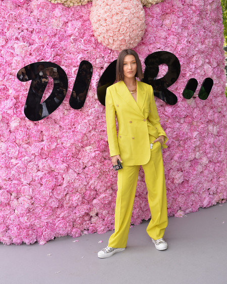 775180795eg00038 Dior Photocall Bella Hadid By Getty Images For Dior