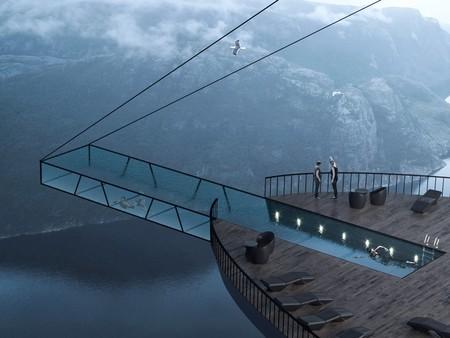 Cliff Hotel Noruega 1