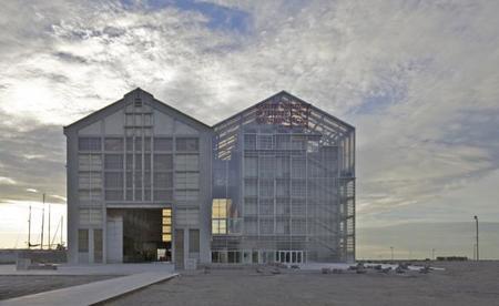 Museos para amantes del arte y la arquitectura: el FRAC, en Dunquerque
